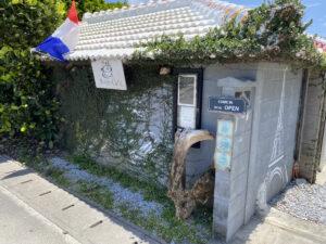 沖縄 瀬底島 りんごカフェ